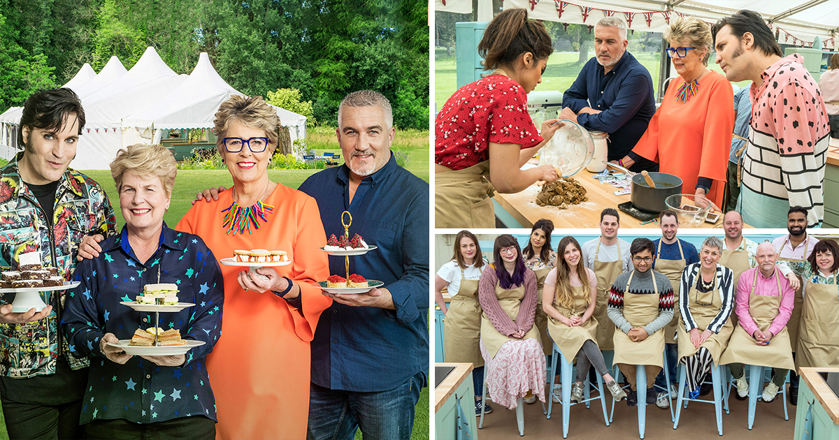 Bake Off fans are already breaking the internet with excitement before launch tonight