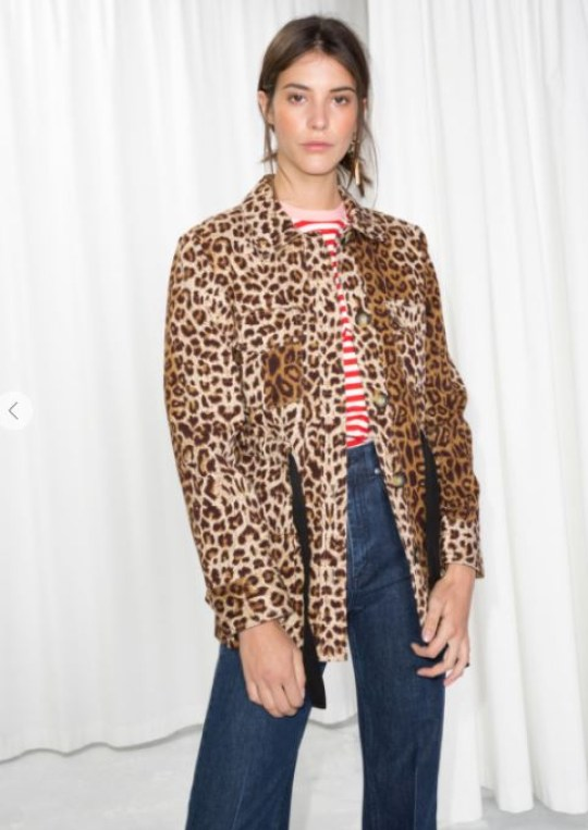 7613172f10c How to wear Autumn 18 s bold leopard trend on a budget