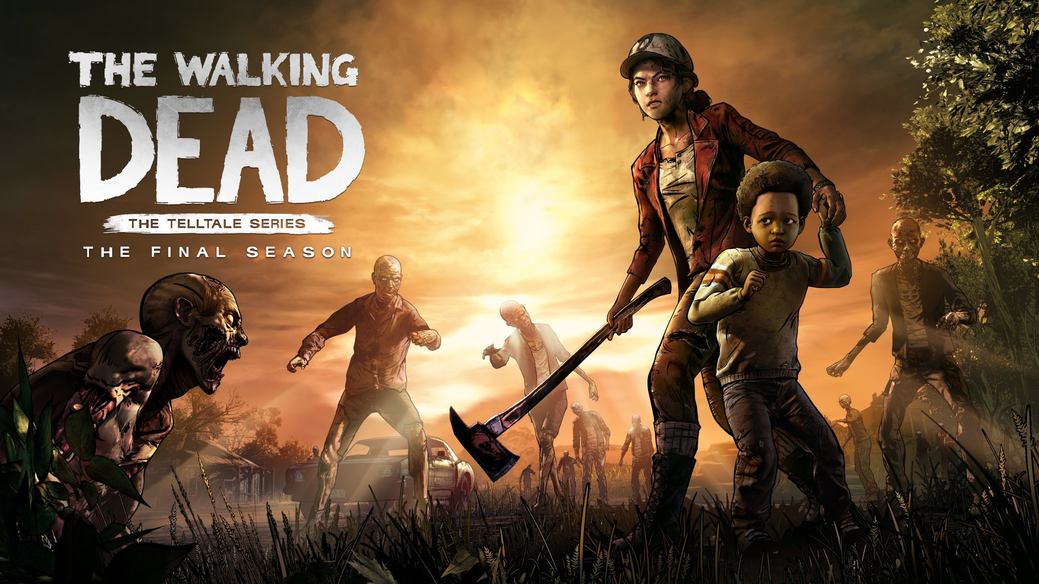 The Waking Dead: The Final Season Episode 1 review – Done Running