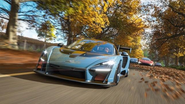 Forza Horizon 4 - only on Xbox