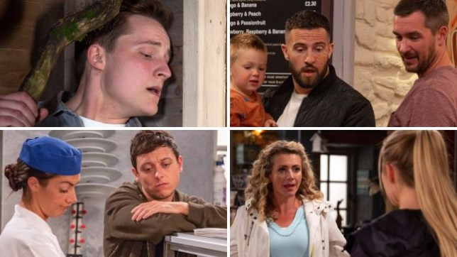 Emmerdale spoilers for Lachlan, Ross, Pete, Victoria, Matty and Maya