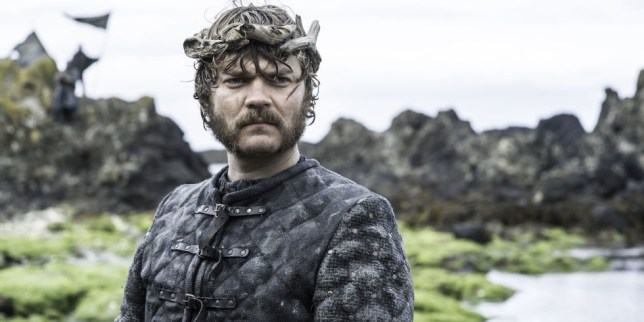 Euron Greyjoy Game of Thrones