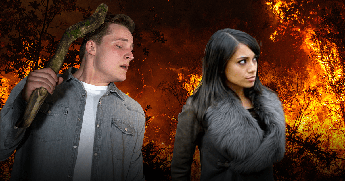 Emmerdale fire storyline