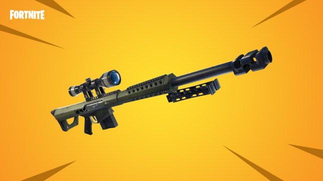 fortnite update adds heavy sniper and soaring 50 s limited time mode - fortnite limited time mode stats