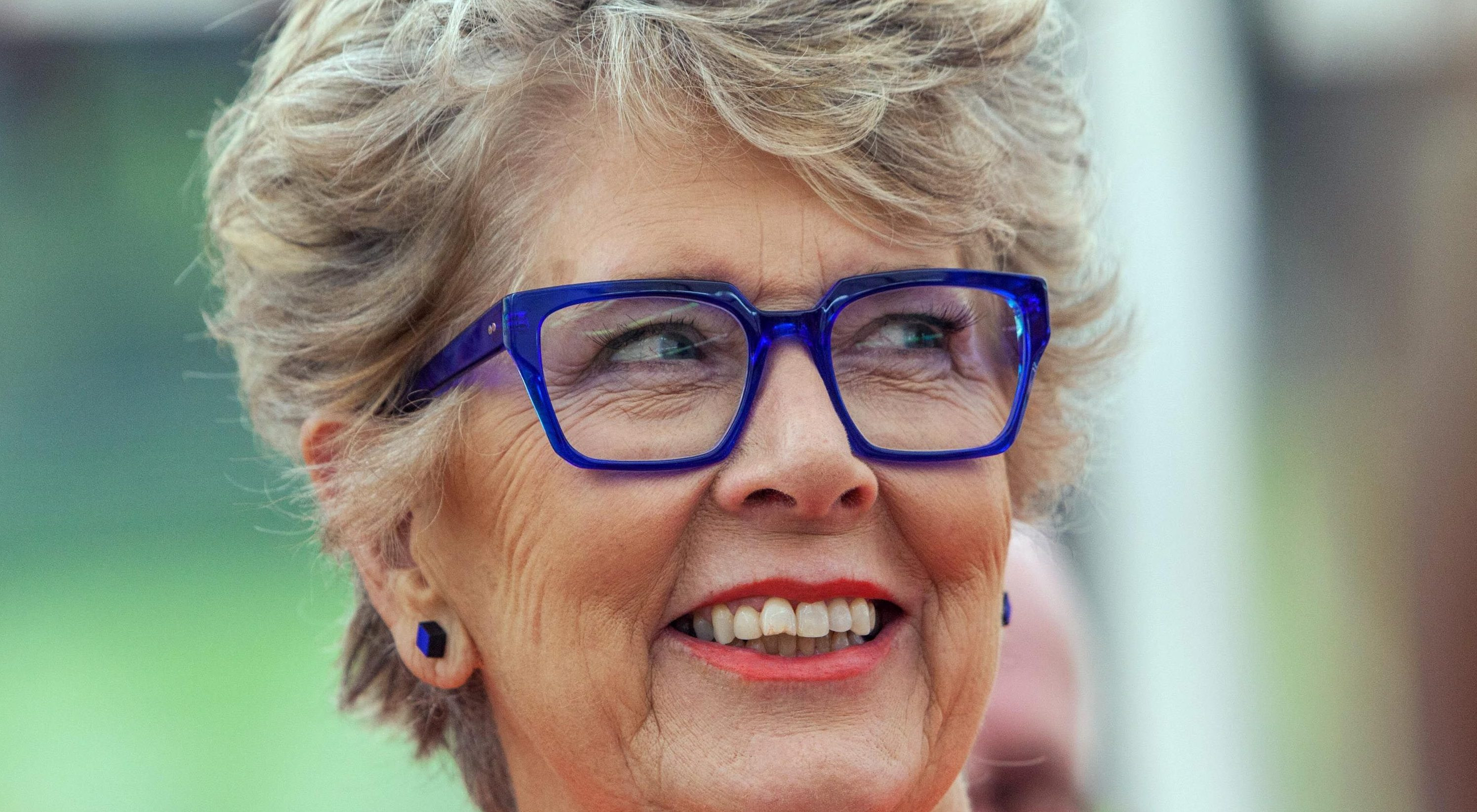 Prue Leith wary of leaking results again ahead of Great British Bake Off final