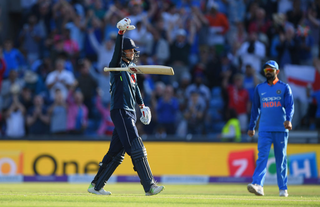 What is a mic drop celebration and why have Joe Root, Virat Kohli and Geraint Thomas been doing it?
