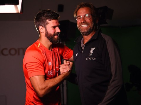Jurgen Klopp reveals why he nearly turned down chance to sign Alisson