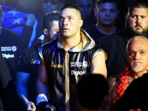 Joseph Parker rejects chance to appeal against Dillian Whyte points defeat