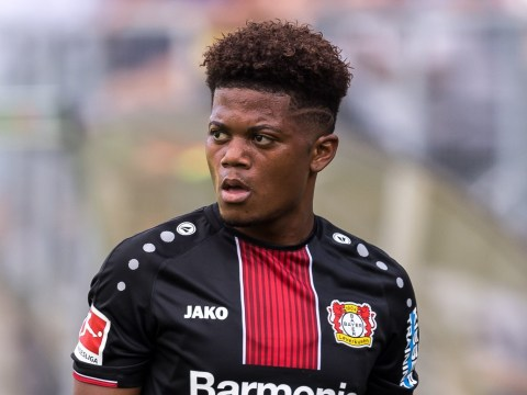 Bayer Leverkusen winger Leon Bailey reveals 'concrete interest' from Chelsea and Liverpool
