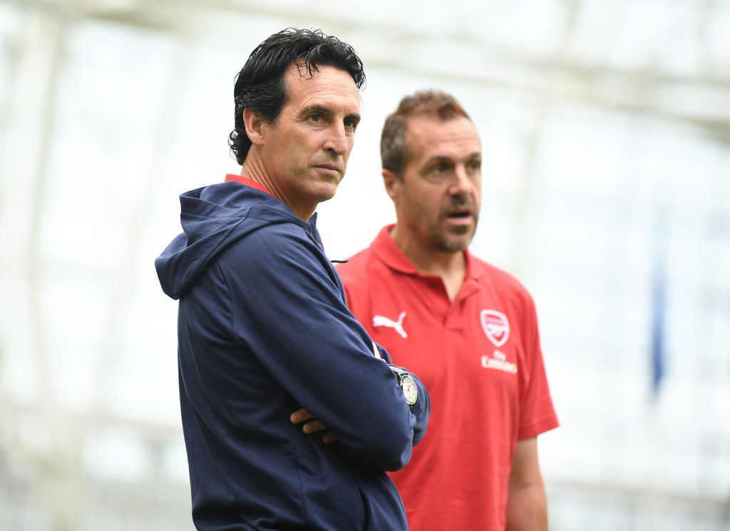 Catalin Carjan reveals how Arsenal convinced him to complete transfer