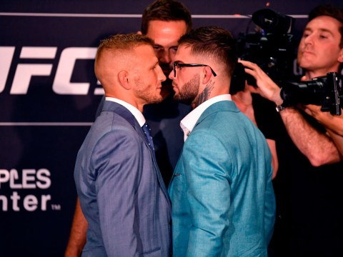 UFC 227 fight card, UK time, TV channel, live stream and odds for Dillashaw vs Garbrandt II