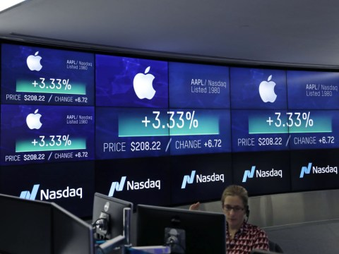 Who owns Apple and who are the biggest shareholders?