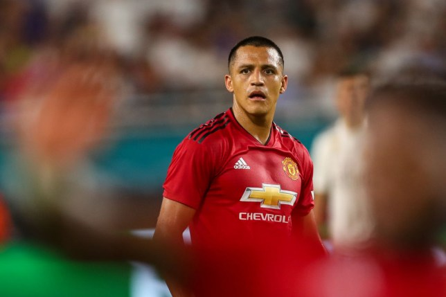 34775a857fd5 Alexis Sanchez explains why he struggled at Manchester United last season  following Arsenal move