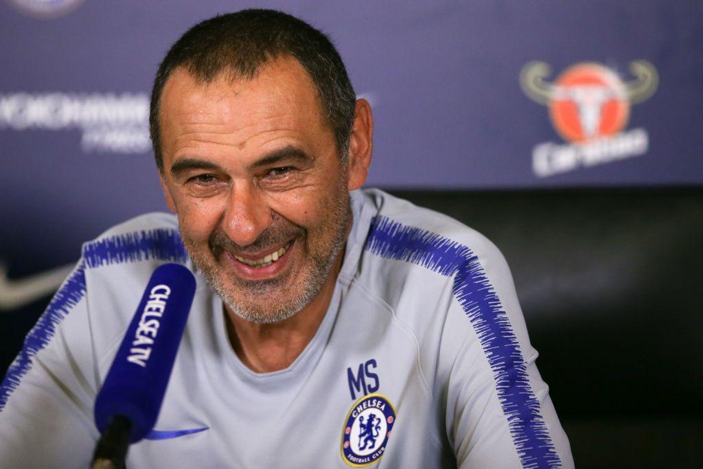 Maurizio Sarri speaks out on new Chelsea signings Kepa Arrizabalaga and Mateo Kovacic