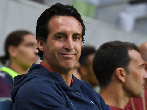 Unai Emery to stick with Petr Cech for Chelsea clash after deeming Bernd Leno 'not ready'