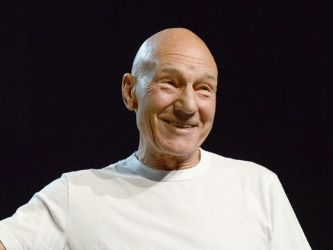 Watch Sir Patrick Stewart visibly overwhelmed as he opens up about Star trek return
