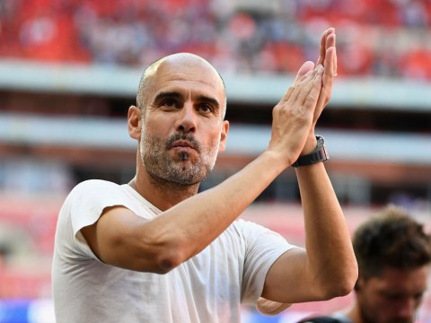 Pep Guardiola reveals the one signing Manchester City want before the transfer deadline