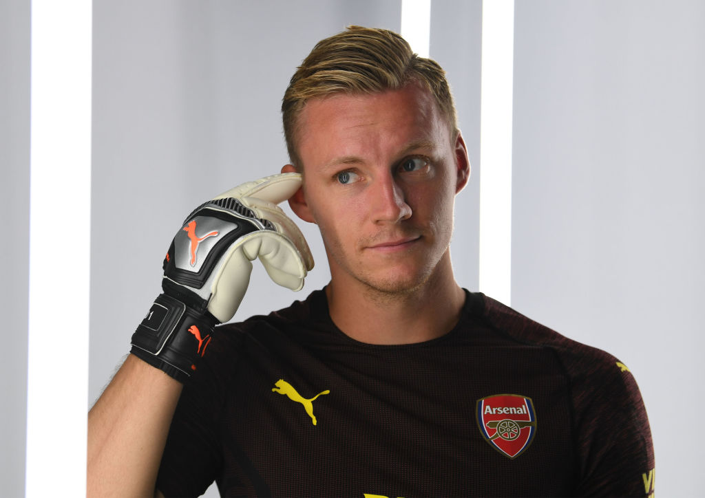 Shkodran Mustafi backs Bernd Leno to become Arsenal's No.1 goalkeeper