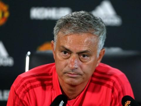 Full transcript of Jose Mourinho's tense press conference ahead of Man Utd vs Tottenham
