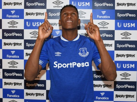 Marco Silva reveals when Yerry Mina will be ready to make his Everton debut