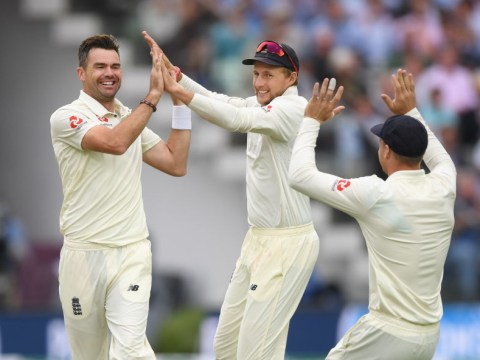 Brilliant James Anderson rips through Virat Kohli's India as England take charge of second Test at Lord's