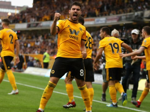 Manchester City and Manchester United want Ruben Neves transfer