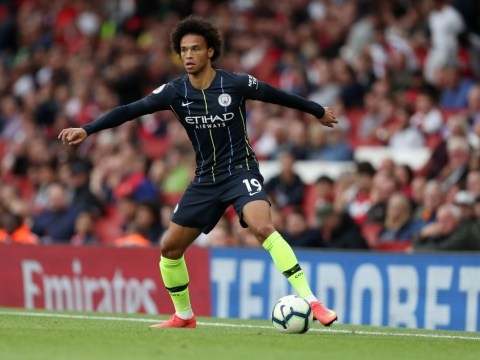Pep Guardiola launches passionate defence of Manchester City star Leroy Sane