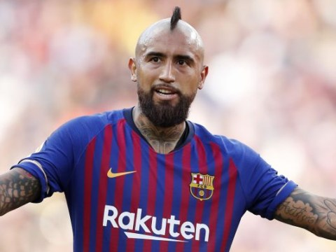 Barcelona signing Arturo Vidal takes swipe at Real Madrid