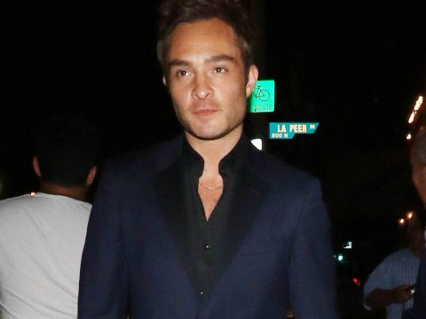 Gossip Girl star Ed Westwick 'delighted' as he's seen for first time since rape charges dropped