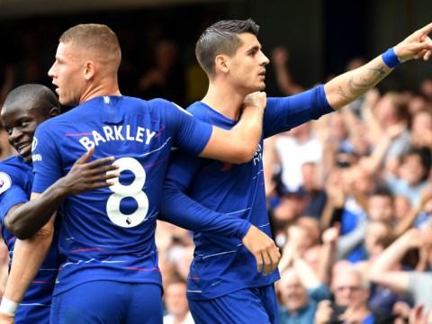 Alvaro Morata takes dig at former Chelsea manager Antonio Conte