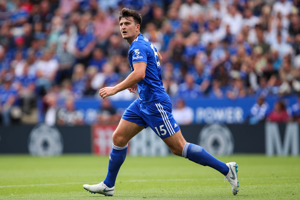 Harry Maguire could succeed at Manchester United, says Jonny Evans