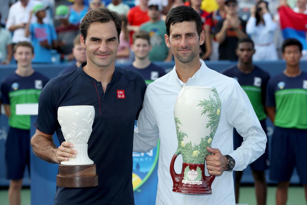 Greg Rusedski warns Novak Djokovic and Rafael Nadal not to 'discount' Roger Federer ahead of US Open