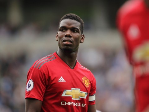 Gerard Pique would be 'very happy' if Manchester United star Paul Pogba joins Barcelona
