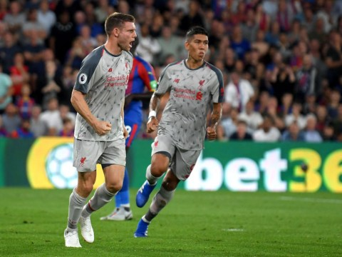 James Milner criticises Liverpool over one aspect of performance in Crystal Palace win