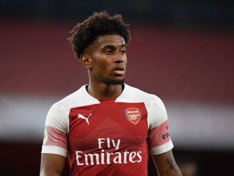 Unai Emery confirms plans for Arsenal starlet Reiss Nelson