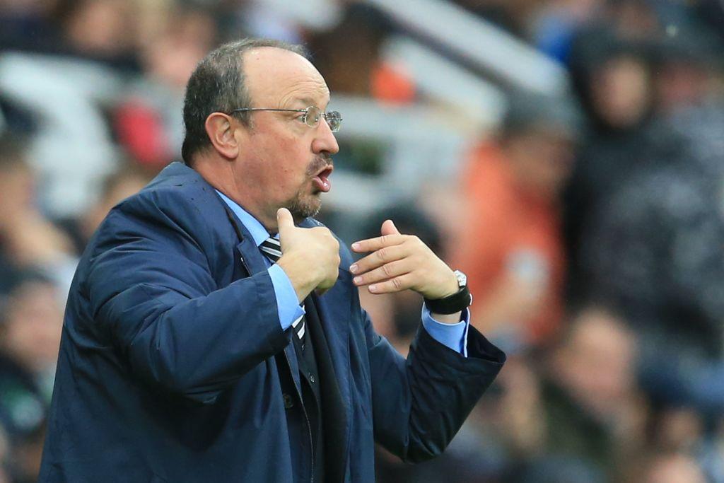 Rafa Benitez takes fresh transfer dig at Newcastle owner Mike Ashley