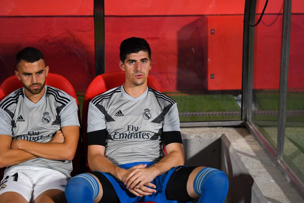 Why former Chelsea goalkeeper Thibaut Courtois is still not starting for Real Madrid