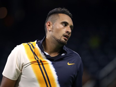 Nick Kyrgios defends US Open umpire Mohamed Lahyani after controversial pep talk
