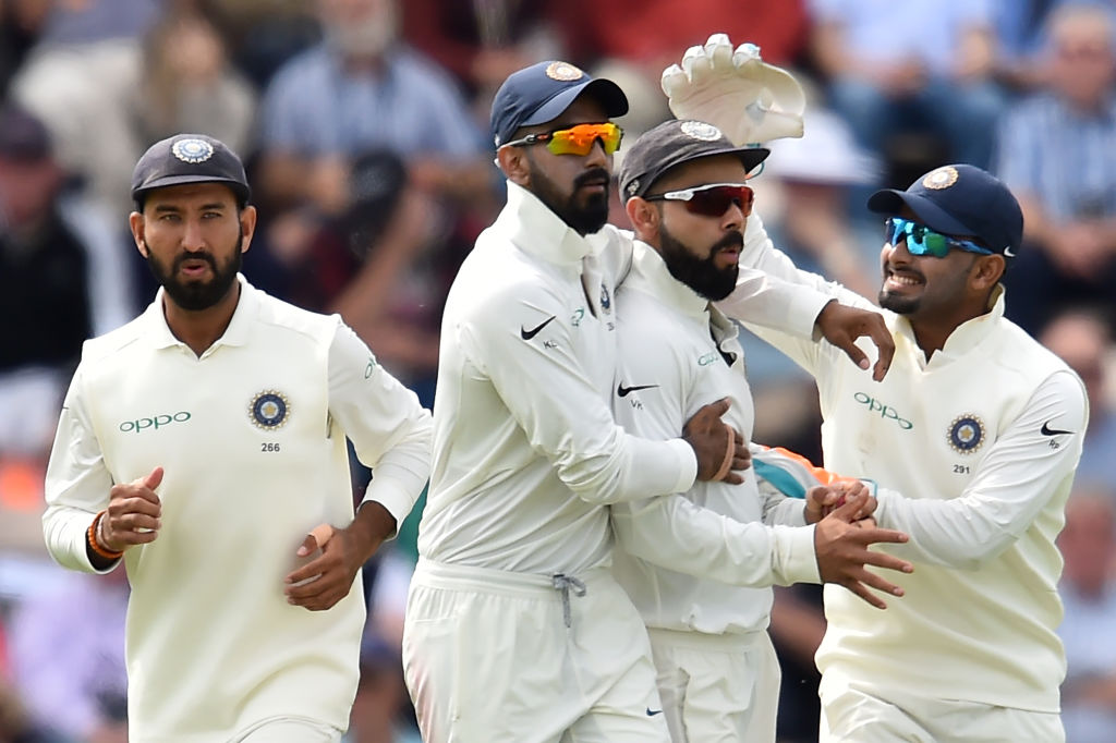 England's batting frailties exposed again as India's pace attack takes control of the fourth Test