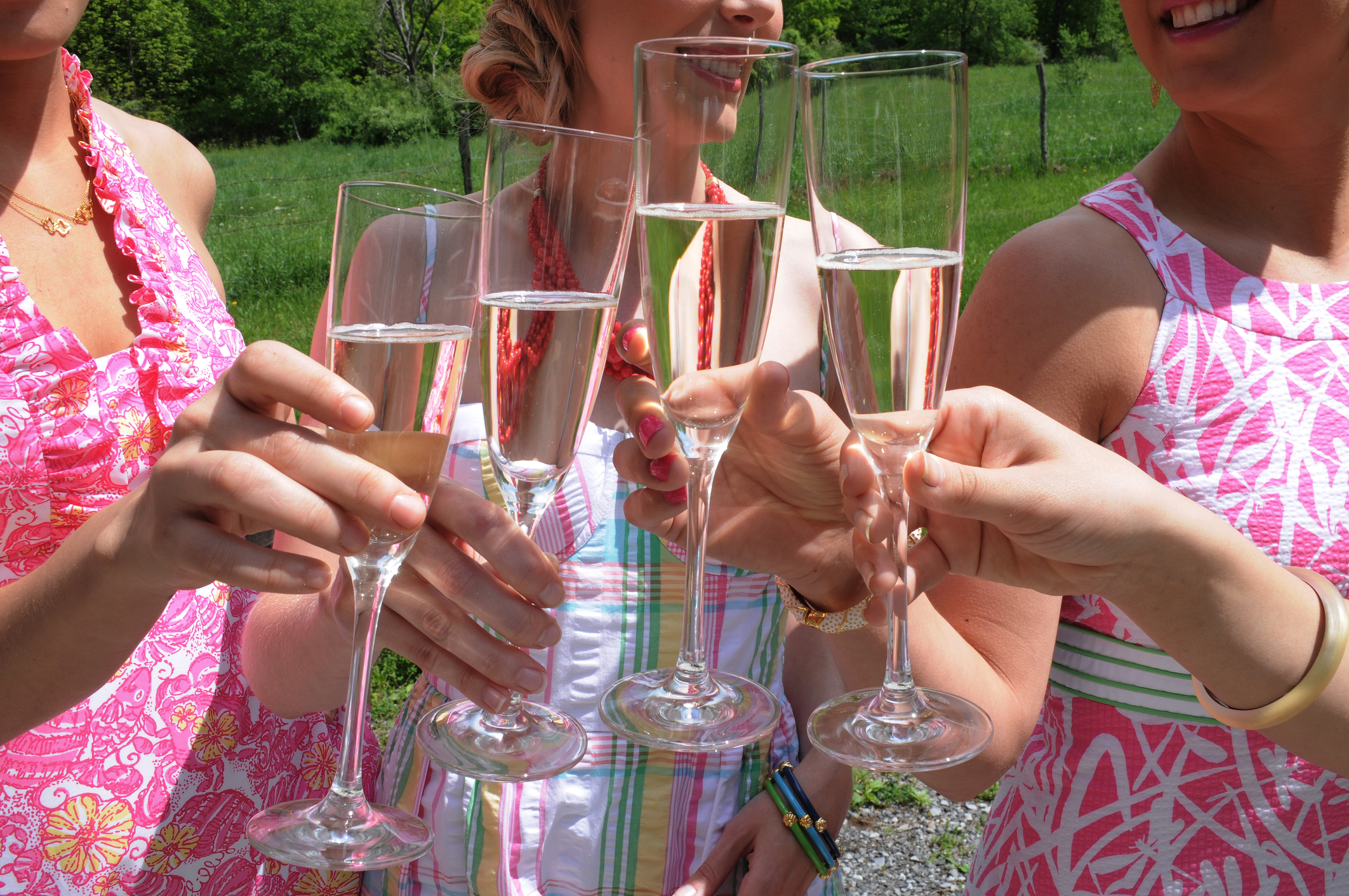 You're drinking Prosecco from the wrong glass – here's why