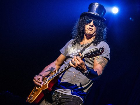 Slash teases new Guns 'N' Roses album with classic line-up and claims 'everybody wants to do it'