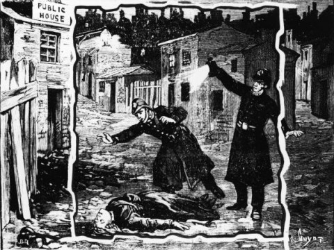 We need to stop glamourising Jack the Ripper – in doing so we are normalising violence against women