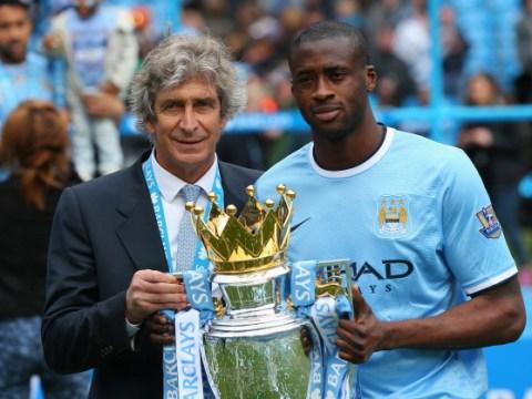 Manuel Pellegrini reveals he held talks with Yaya Toure over potential West Ham move