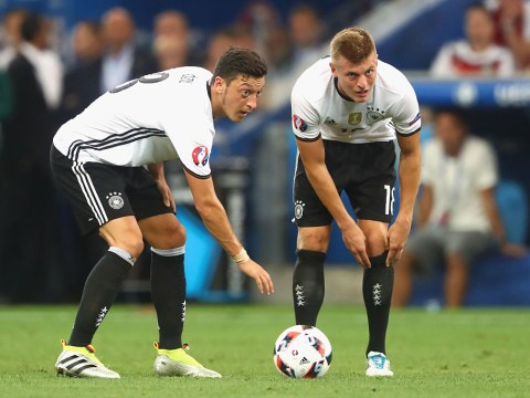 Toni Kroos slams Mesut Ozil over Germany retirement