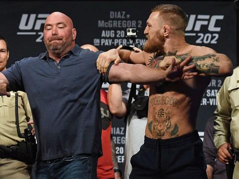 Dana White has no concerns about controlling Khabib Nurmagomedov or Conor McGregor ahead of UFC 229