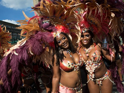 Notting Hill Carnival 2018: All the makeup rules you need to follow