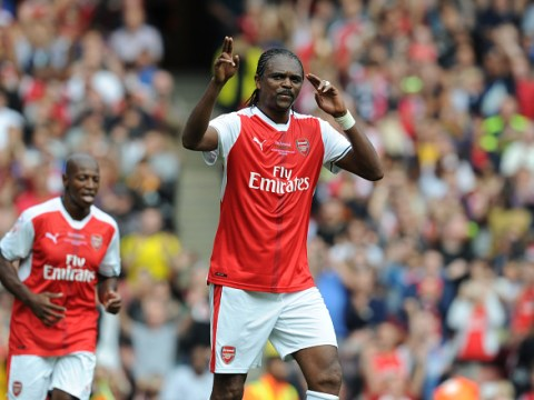 New defensive Arsenal need a 'miracle' to win the Premier League, says Kanu