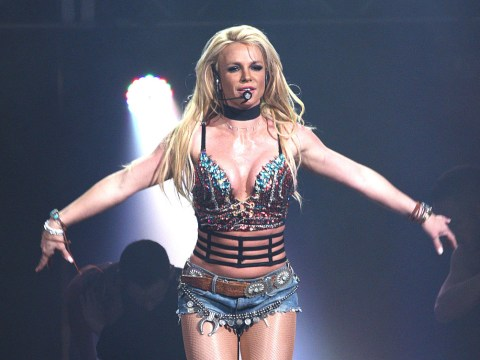 Britney Spears fans are shouting 'Who is it?' during every concert and it's epic