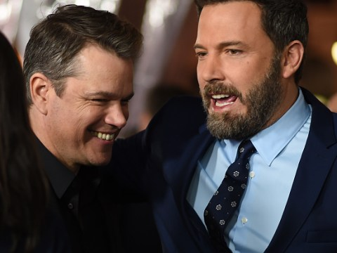 Matt Damon 'will always be there' for Ben Affleck as he vows to stand by his friend during third rehab stint