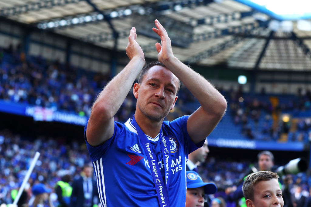 Chelsea legend John Terry bids farewell to Thibaut Courtois and hopes Kepa Arrizabalaga will be the next Petr Cech